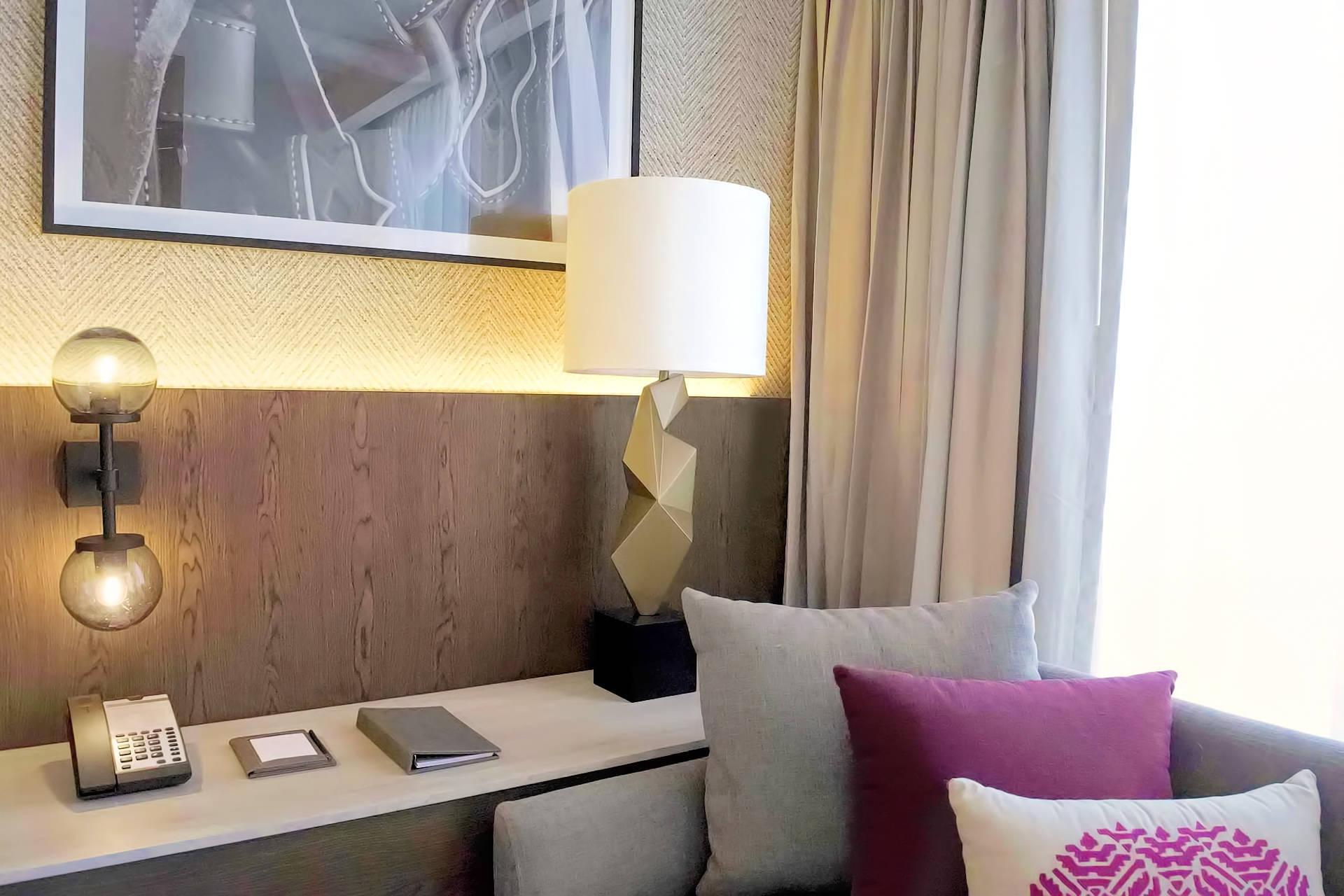 Proyecto Hotel Hyatt Regency Andares Karen Collignon # Muebles Karen Collignon